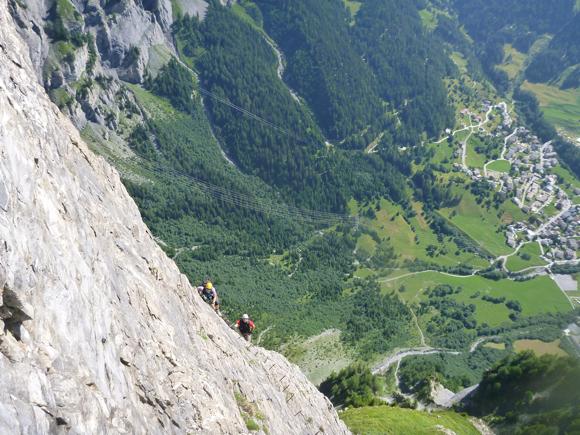 Klettersteig Daubenhorn