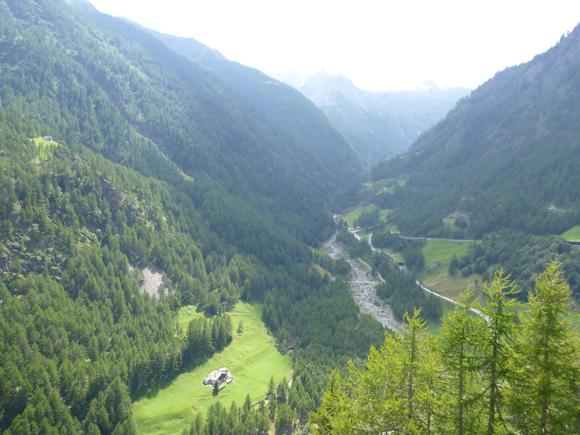 Klettersteig Gabi-Simplon
