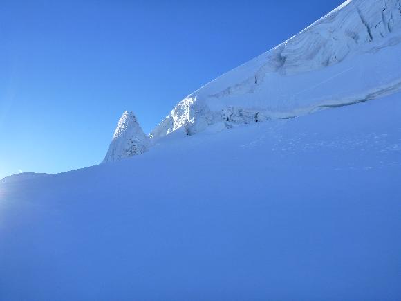 Beeindruckende Gletscherlandschaften