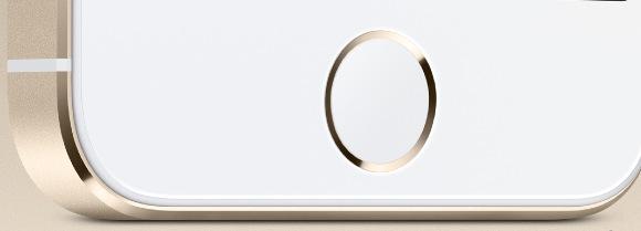 Der neue TouchID-Sensor