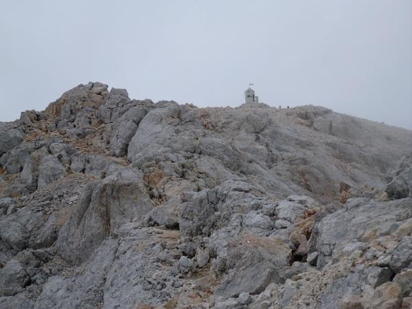 Die Gipfelrakete ist in Sicht!