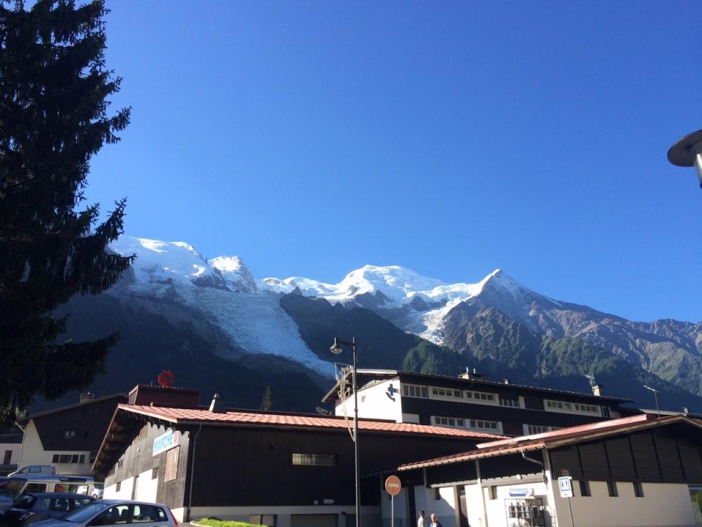 Irgendwann wird es klappen, die Besteigung des Mont Blanc
