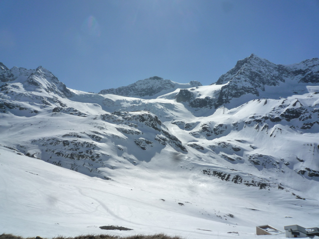 Die Silvretta, ein Paradis für Tourengeher