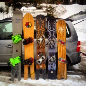 Mehr Boards